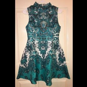 Dresses & Skirts - High-Neck Dress